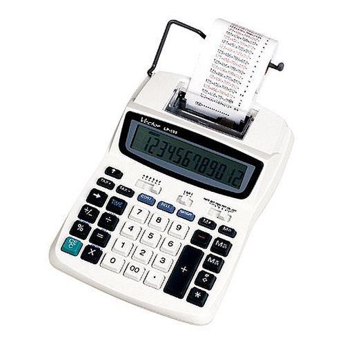 Kalkulator z drukarką vector lp-105 marki Casio