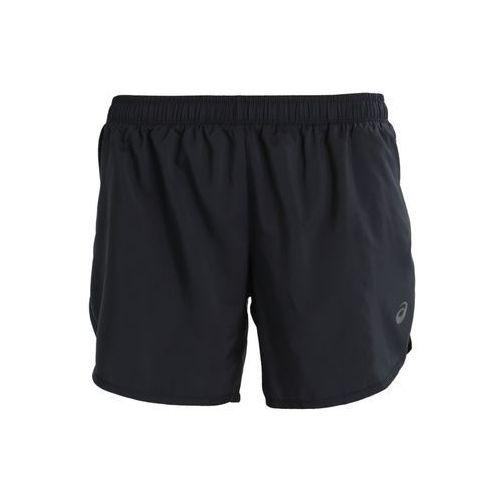 Asics krótkie spodenki sportowe performance black (8717999996291)