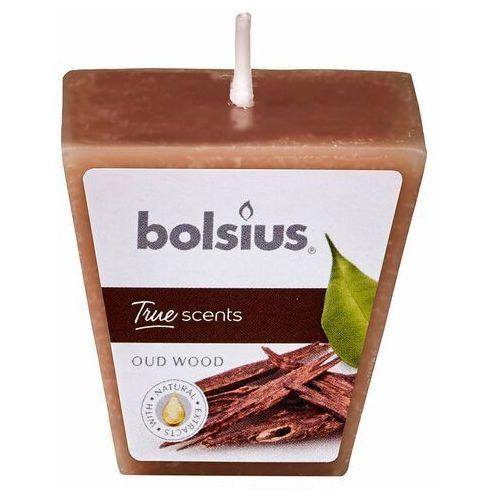 Świeca zapachowa TRUE SCENTS drzewo agarowe BOLSIUS (8717847138965)