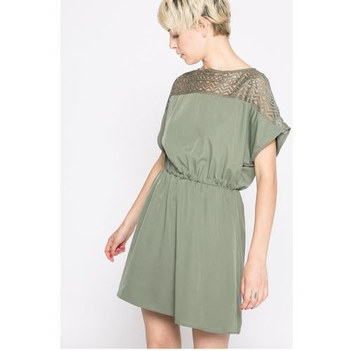 Only - Sukienka, kolor zielony