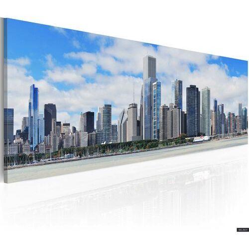 Selsey obraz - big city - big hopes 120x40 cm (5902622533995)