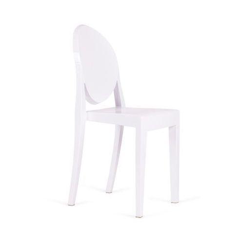 Krzesło victoria białe - poliwęglan marki King home