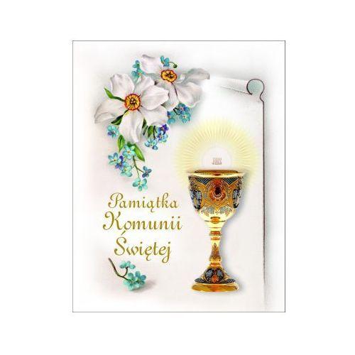 Pamiątka Komunii Świętej (niezapominajki) (9788327445858)