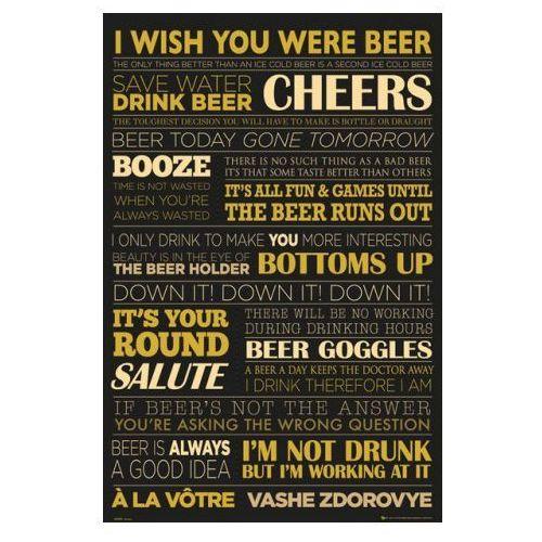 Beer Life - plakat