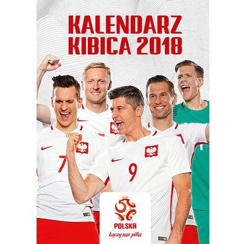 Radosław nawrot Kalendarz kibica 2018 pzpn