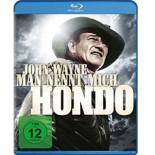 Hondo [blu ray] marki Paramount pictures