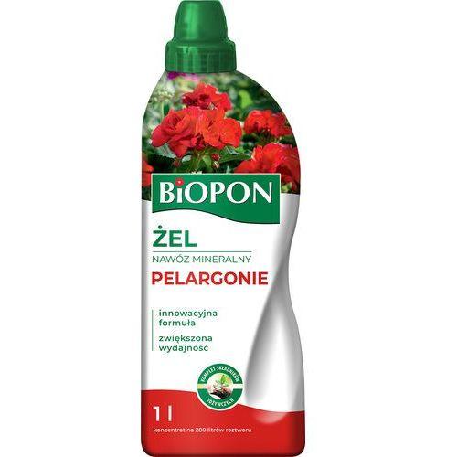 Biopon Żel mineralny do pelargonii1 l