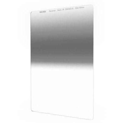 Nisi Filtr połówkowy reverse grad nano ir nd4 / nd 0.6 (100x150mm)