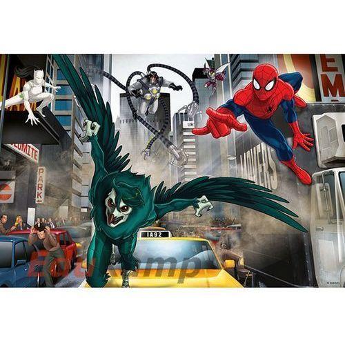 Puzzle 160 spider-man - w pogoni za złoczyńcą (15319) marki Trefl