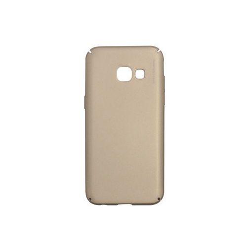 Samsung Galaxy A3 (2017) - etui na telefon X-Level Knight - Gold