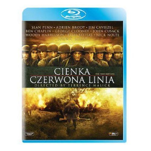Cienka czerwona linia (Blu-Ray) - Terrence Malick DARMOWA DOSTAWA KIOSK RUCHU (5903570067181)