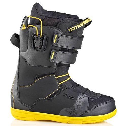 Deeluxe Buty snowboardowe - the brisse 5 pf black (9110) rozmiar: 45
