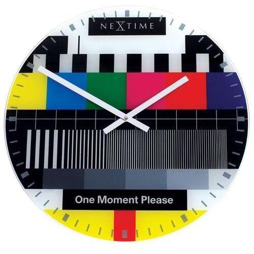 Nextime Zegar testpage 43 cm (8717545057490)