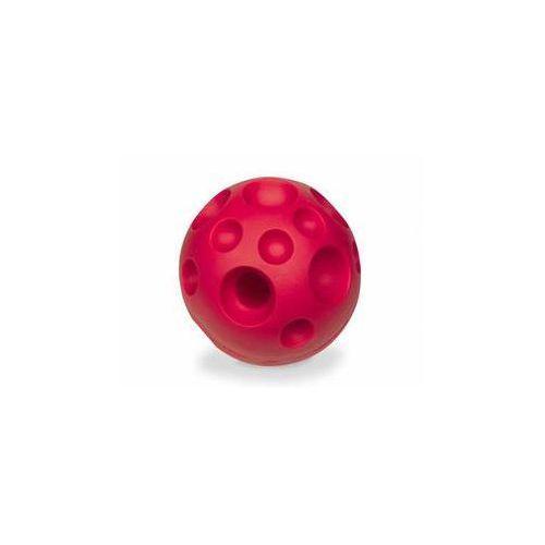 Zabawka dla zwierząt snack ball soft piłka na przysmaki 12cm czerwona marki Nobby
