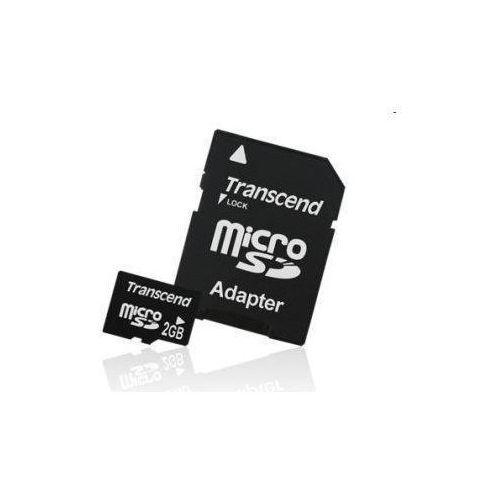 TRANSCEND Micro SD 2GB TS2GUSD >> BOGATA OFERTA - SUPER PROMOCJE - DARMOWY TRANSPORT OD 99 ZŁ SPRAWDŹ!