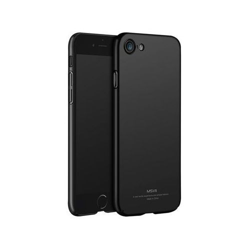 Msvii Etui thin case do apple iphone 8 czarne - czarny (6923878258530)
