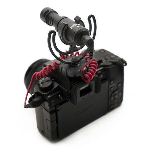 """videomicro - mikrofon do kamery -5% na pierwsze zakupy z kodem """"start""""! marki Rode"""