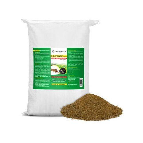 B-defence ekologiczny preparat na pędraki, turkucie w trawniku proszek 10kg. marki Garden lab