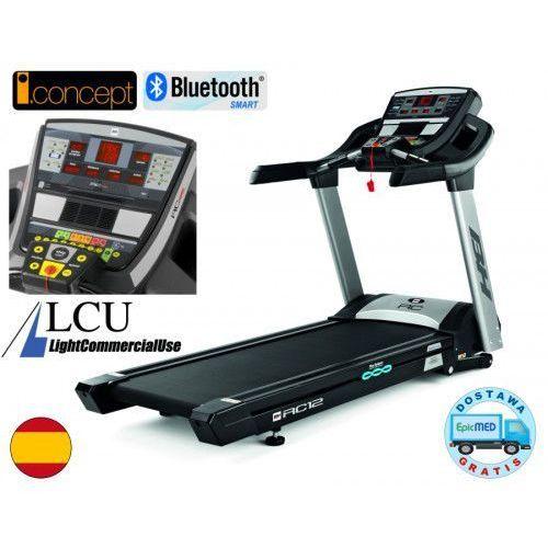 Bieżnia treningowa G6182I i.RC12 Bluetooth do użytku półkomercyjnego