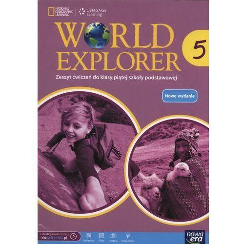 Język angielski World Explorer 5 ćwiczenia SP / podręcznik dotacyjny (9788326721045). Tanie oferty ze sklepów i opinie.