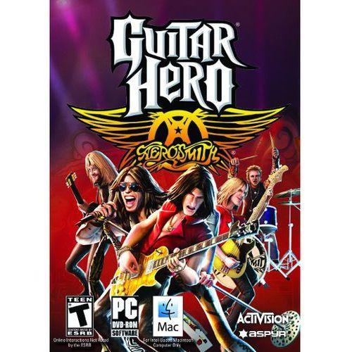 Neversoft entertainment Guitar hero aerosmith pc
