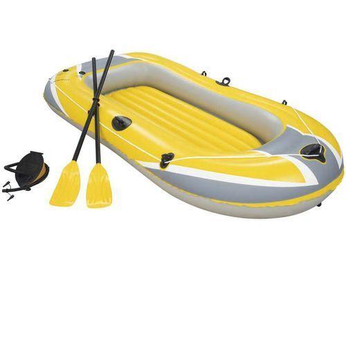 Bestway ponton nadmuchiwany hydro-force z wiosłami i pompką, 61083 (8718475509813)