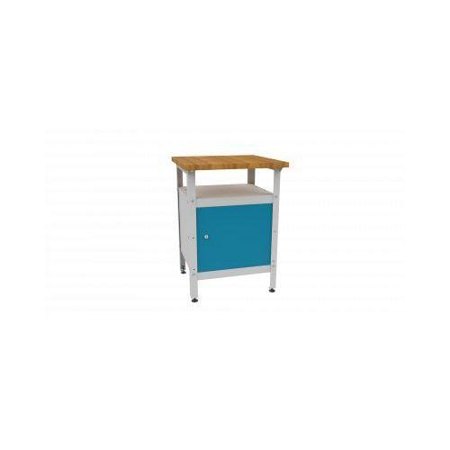 Malow Stół warsztatowy slusarski metalowy stw 113 szer. 600mm zamykany