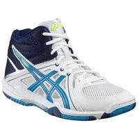 Buty do siatkówki męskie ASICS GEL-TASK MT (B506Y 0143) - biały/niebieski