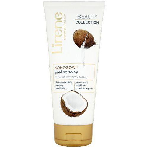 LIRENE 220g DermoProgram Beauty Collection Kokosowy peeling solny