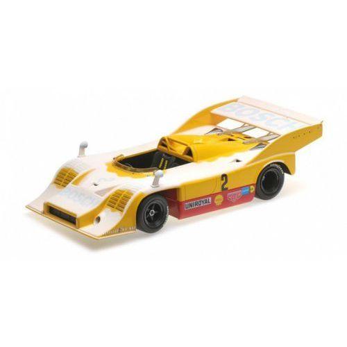 Porsche 917/10 #2 kauhsen/dr. heinemann farewell in the snow nurburgring 1973 marki Minichamps