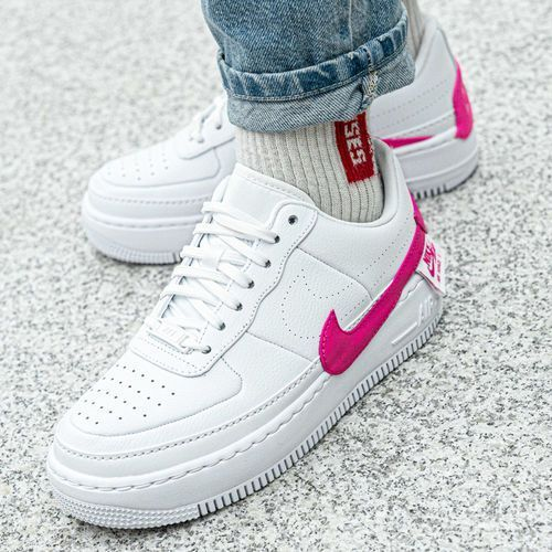 Nike Wmns Air Force 1 Jester XX (AO1220-105), kolor biały