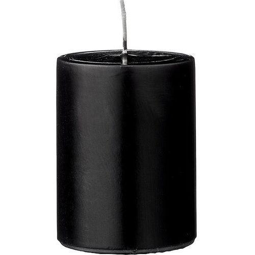 Świeca bloomingville 10 cm czarna