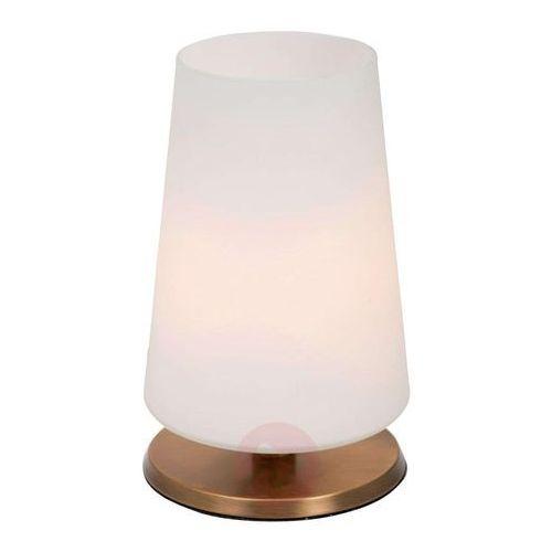 Steinhauer Ancilla Lampa stołowa Brązowy, 1-punktowy - Nowoczesny - Obszar wewnętrzny - Ancilla - Czas dostawy: od 2-3 tygodni