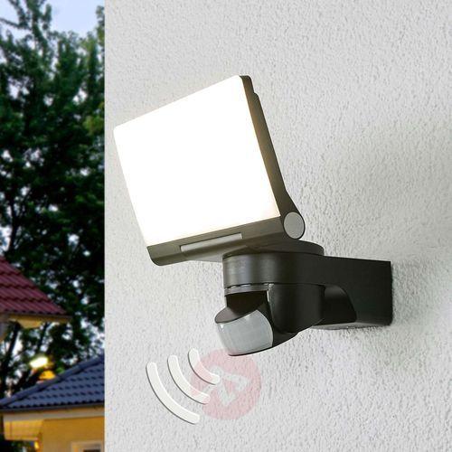 Czarny kinkiet zewnętrzny LED XLED Home 2, ST033071