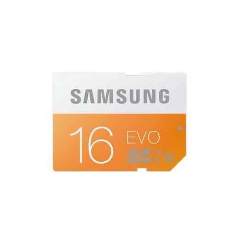 16gb, sdhc evo marki Samsung