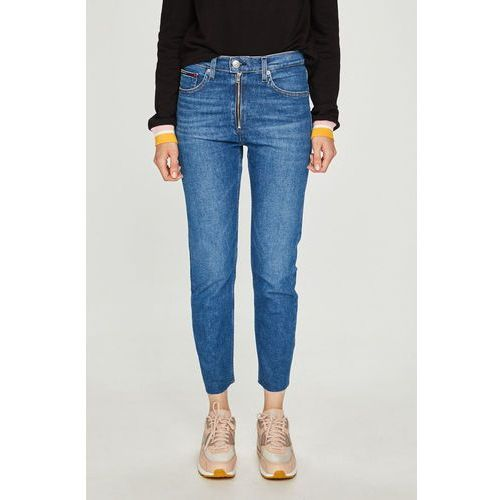 - jeansy lizzy marki Tommy jeans