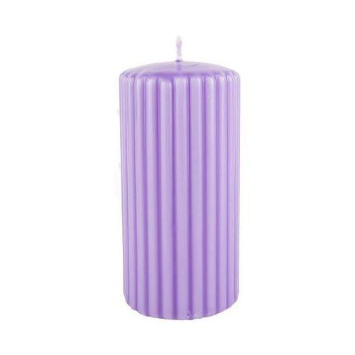 Świeca pieńkowa zapachowa true scents lawenda marki Bolsius