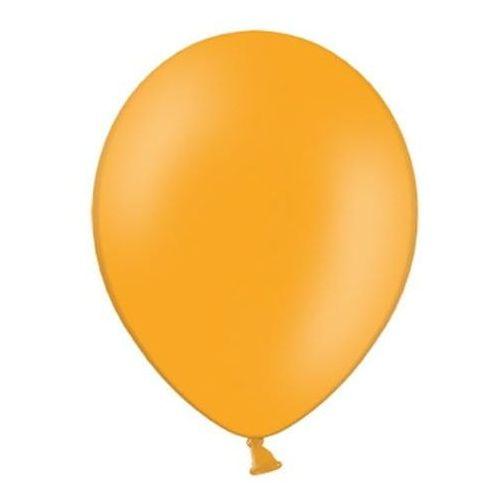 "Balony 12"" Strong, Pomarańczowe, pastelowe 100 szt. (5901157485618)"