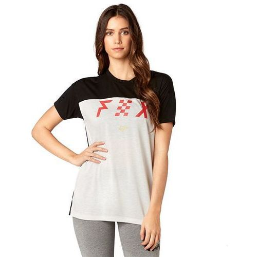 Koszulka - rodka ss top charcoal grey (276) rozmiar: xs marki Fox