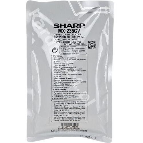 Sharp wywoływacz Black MX235GV, MX-235GV, MX-235GV