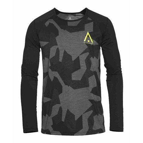 Koszulka - guard ls jersey asymmetric rock (813) marki Clwr