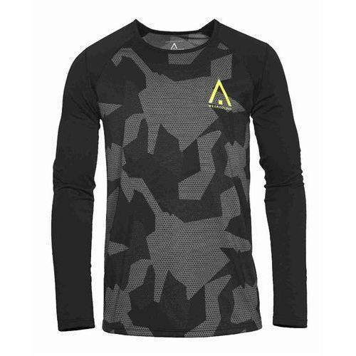 Koszulka - guard ls jersey asymmetric rock (813) rozmiar: l marki Clwr