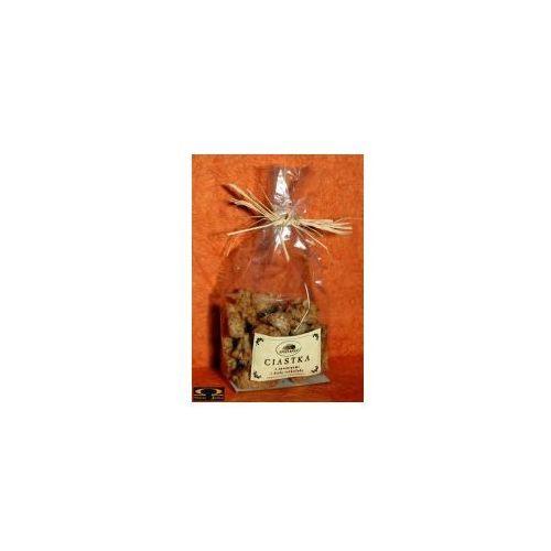 Ciastka z żurawiną i białą czekoladą - Spiżarnia 140g z kategorii Ciastka, herbatniki, biszkopty