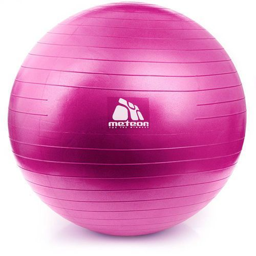 Meteor 31132 55 cm - piłka gimnastyczna z pompką
