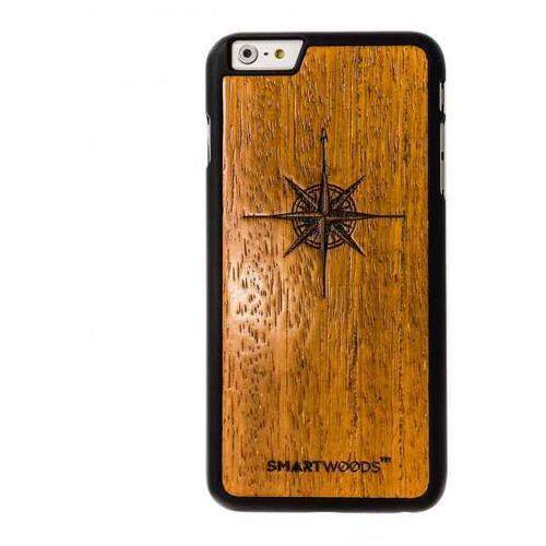 Etui SmartWoods – Róża Wiatrów Mat Iphone 6/6s PLUS