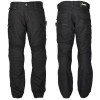 Męskie jeansy motocyklowe W-TEC Cruiser, Czarny, 32/XS
