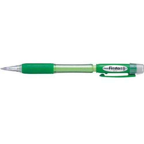 Pentel Ołówek automatyczny z gumką  fiesta ii 0,5mm