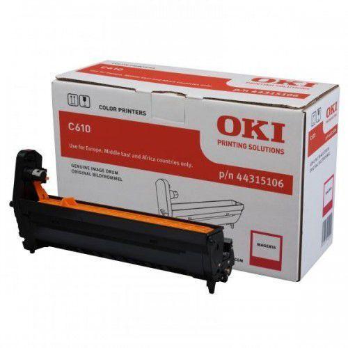 c610 drum cartridge magenta standard capacity 20.000 pages 1-pack marki Oki
