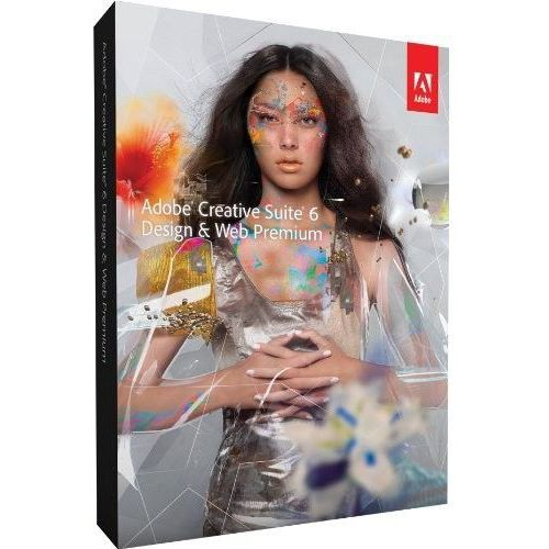 Adobe Creative Suite 6 Design & Web Premium ENG Win/Mac
