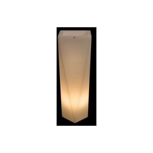Donica podświetlana Rossa 75 cm (barwa ciepła)